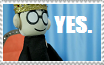 PPP YES Stamp by Tactac7