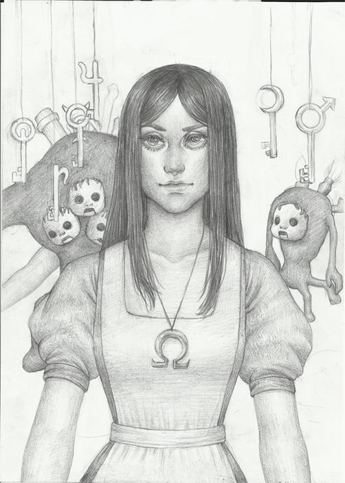 Her name is Alice [AMR] by merkerinn