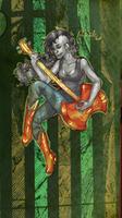 Vampire Queen by merkerinn