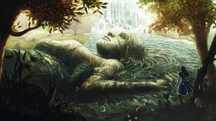 Dreaming through the Wonderland (AMR)