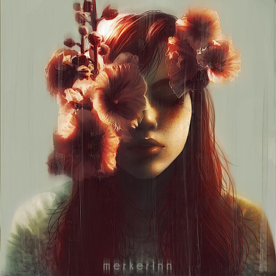 Blossom by merkerinn