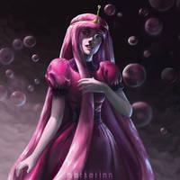 Bubblegum Princess by merkerinn