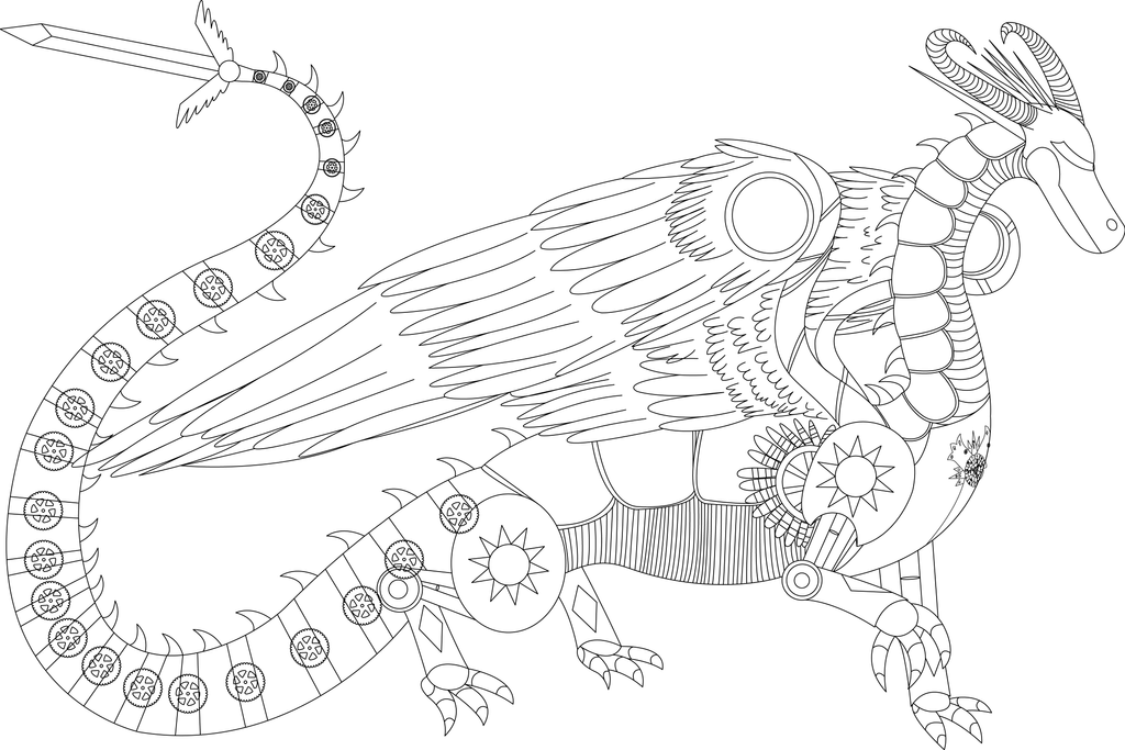 WIP: Tock New Form Lines by thegriffin88