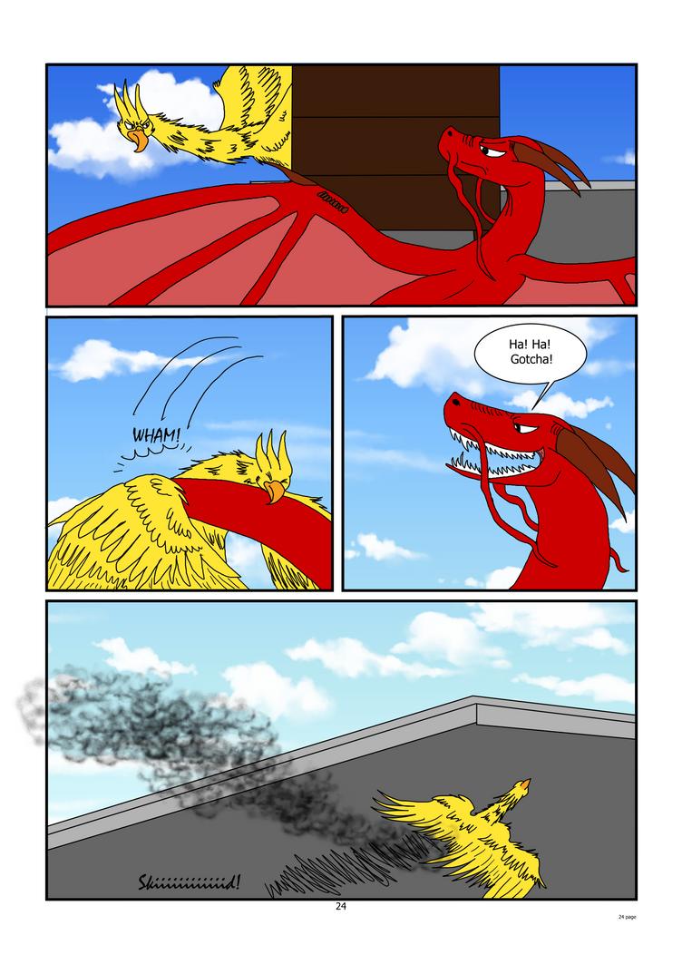 SC- Yellow Hawk Down by thegriffin88