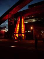 Zeche Zollverein Essen 6 by corvintaurus