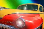 Oldtimer Rainbow by corvintaurus