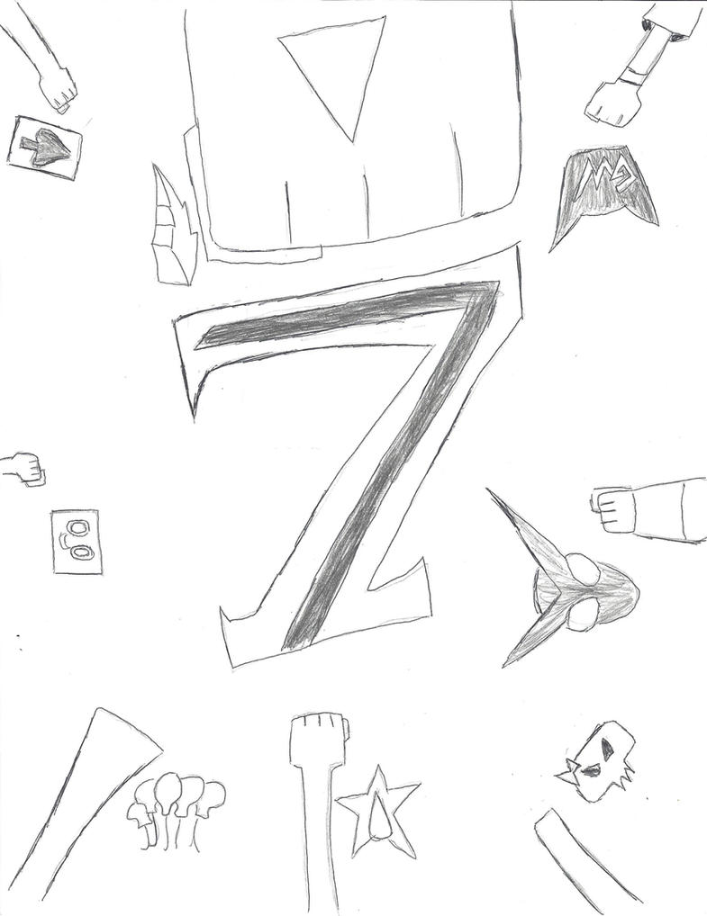 CJ GO7- Beginning Poster by bigtimbears