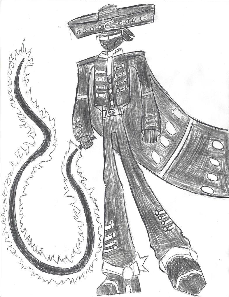 El Charro Negro by bigtimbears