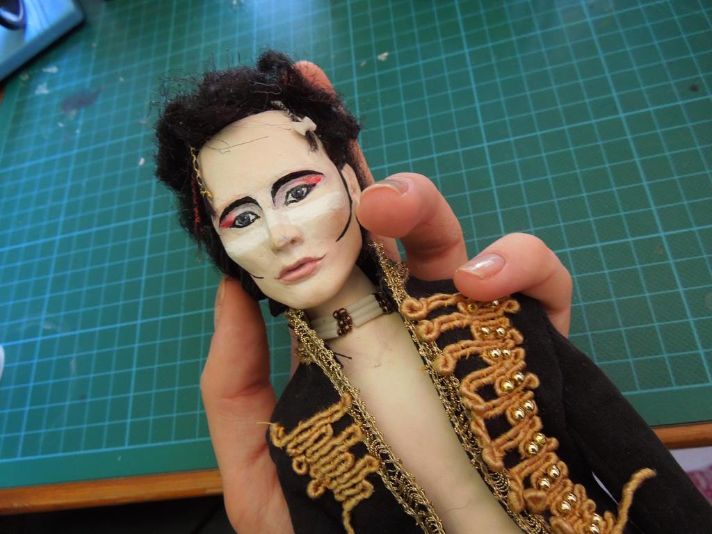 Adam Ant by V-2schneider