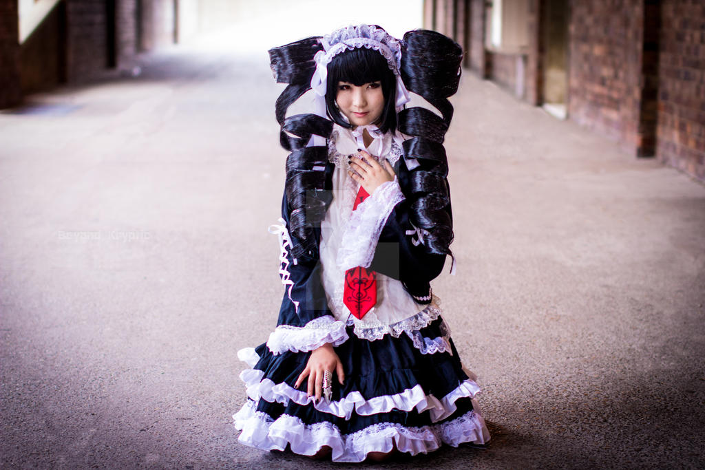 the gallery for gt celestia ludenberg cosplay tumblr