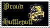 Hufflepuff Stamp by chibi---kawaii