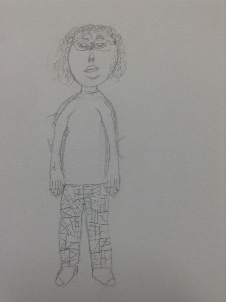 Self portrait by hetaliais