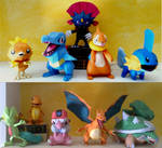 Some Papercrafts