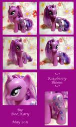 Raspberry Bloom - Custom MLP