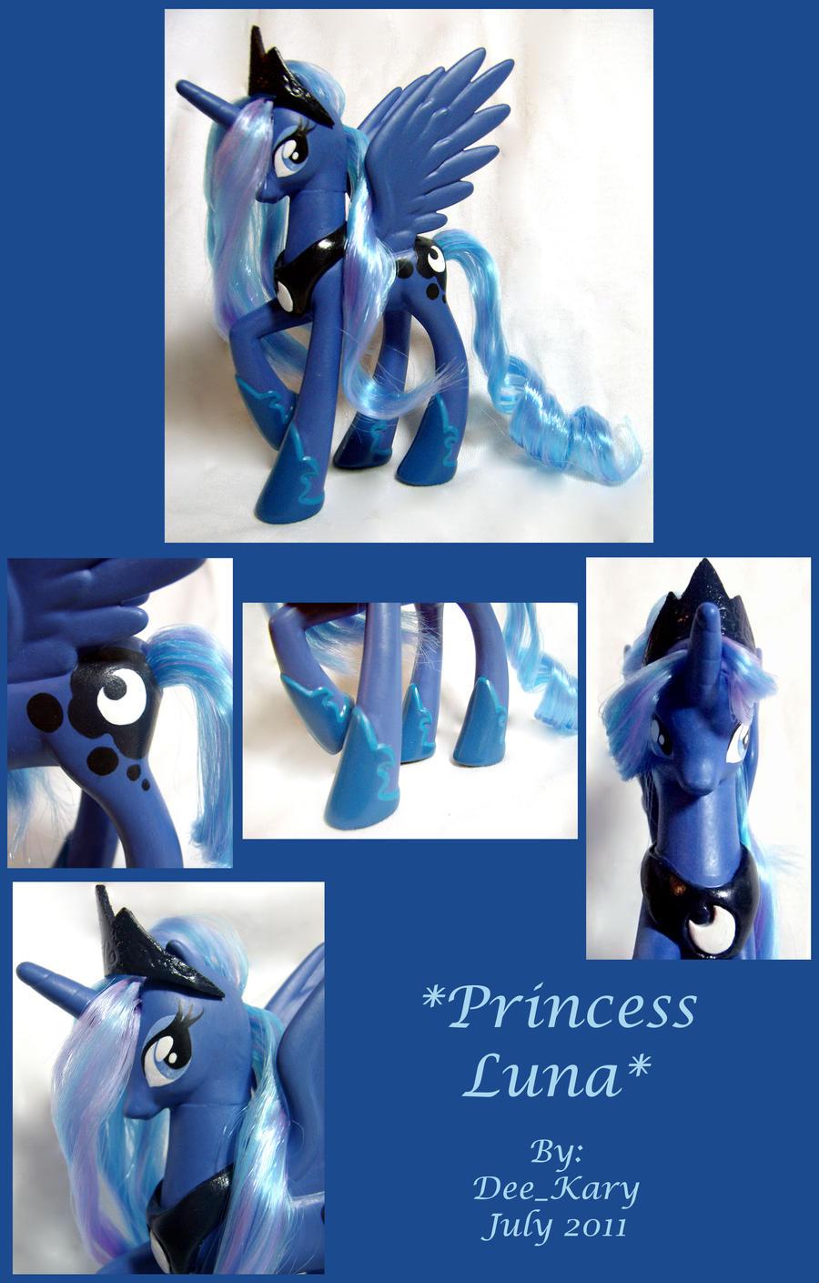 Custom Princess Luna by DeeKary