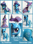 Styling Size Trixie