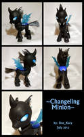 Changeling Minion - Brushable Custom by DeeKary