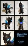Changeling Minion - Brushable Custom