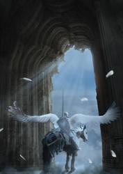 Fantasy Setting Photoshop by JwShadezArt