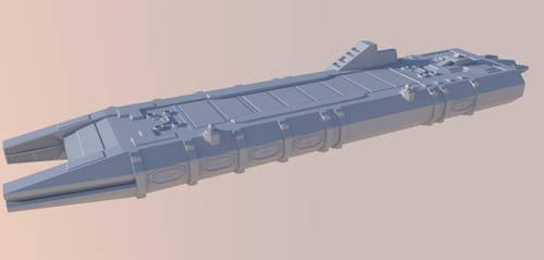 Traeger CVN-014 ONeill Klasse