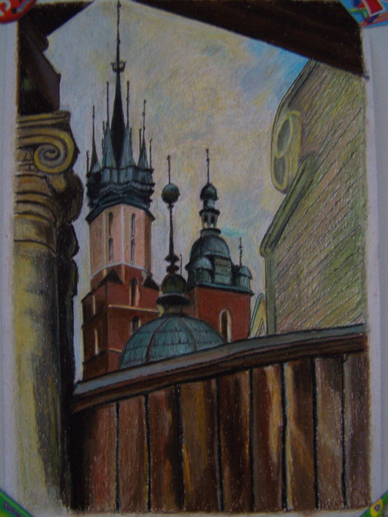Mariacki church by hmm---ola