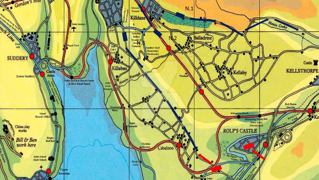 Battle of Cabalnoo by TheSudrianLandscaper