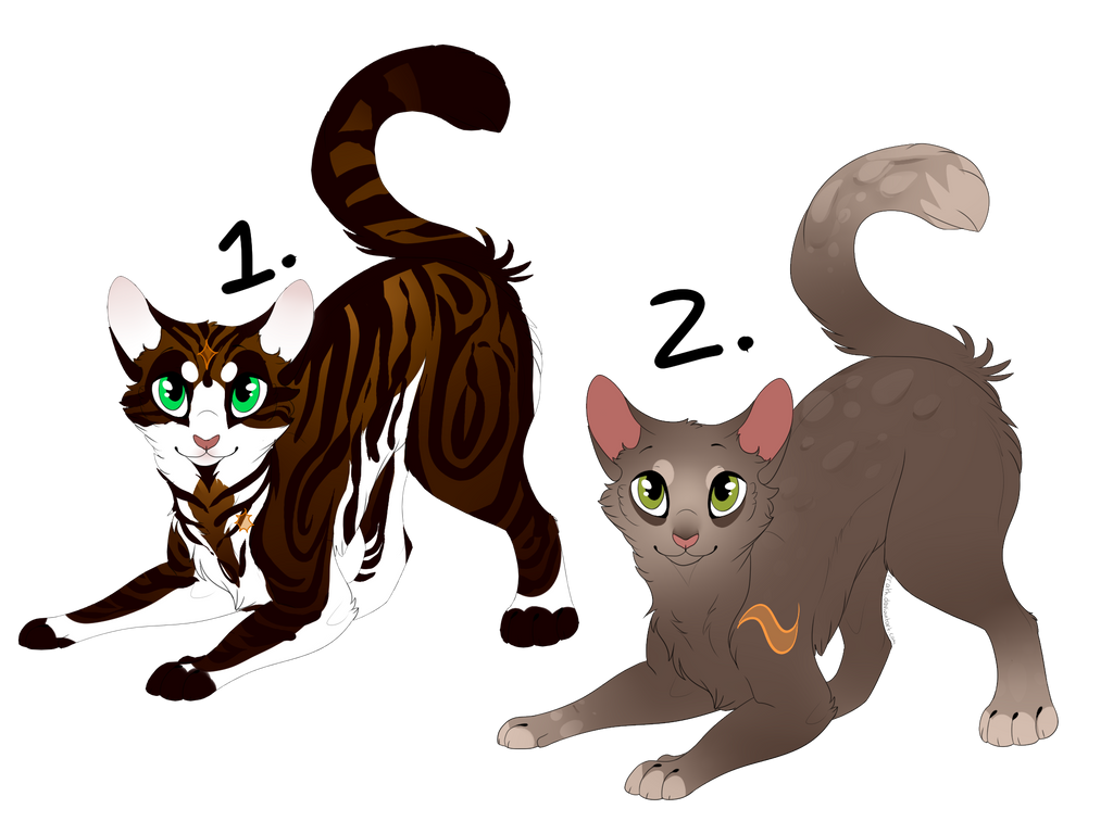 TGB Adopts 6 || OPEN by rickatie