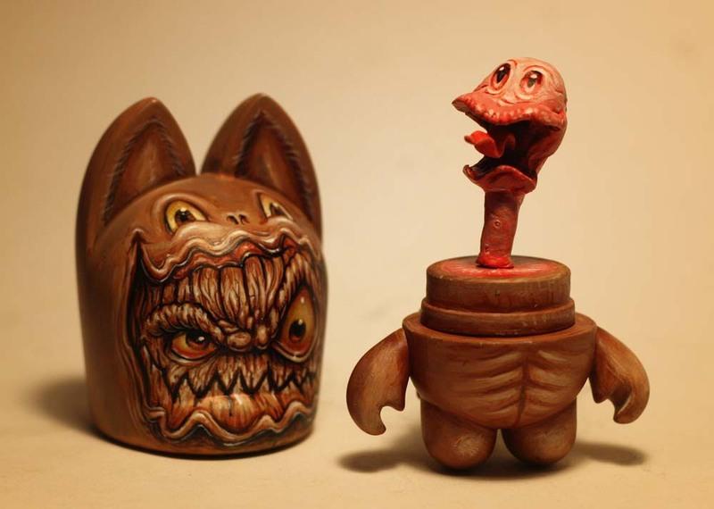 Безумные игрушки