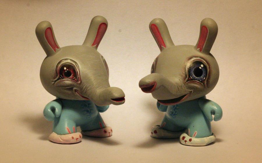 blue bunnyphants