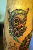 rocket cat by JasonJacenko