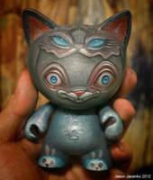 kitty hunter by JasonJacenko
