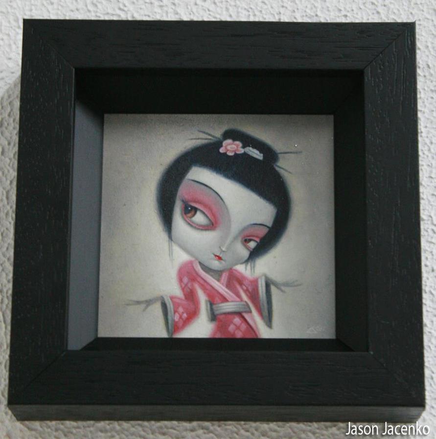 mini geisha by JasonJacenko