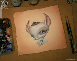 princess by JasonJacenko