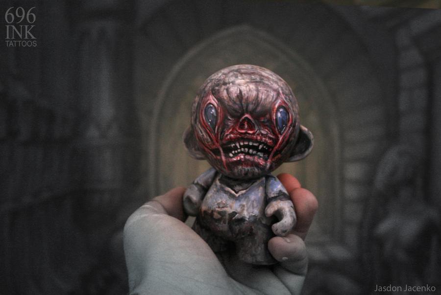 little zombie :) by JasonJacenko