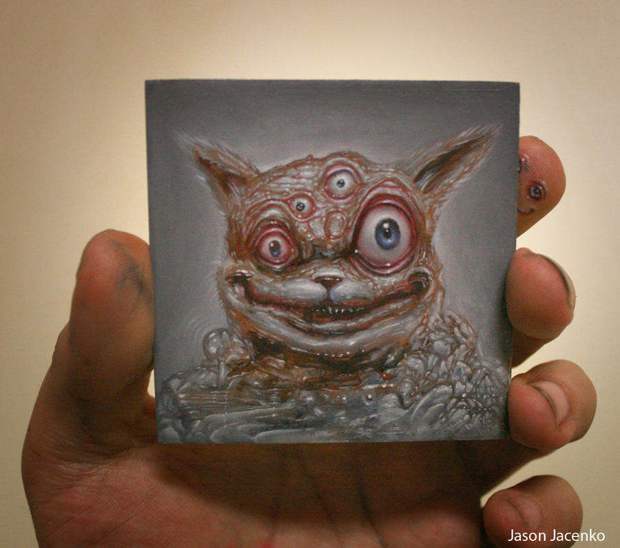 little random painting by JasonJacenko