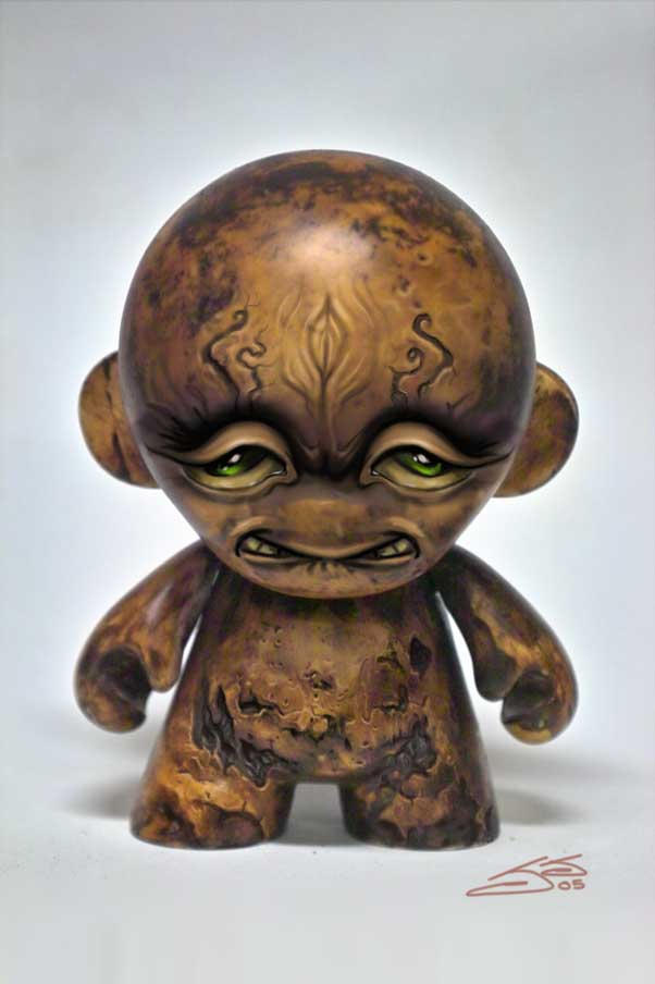 earth munny by JasonJacenko