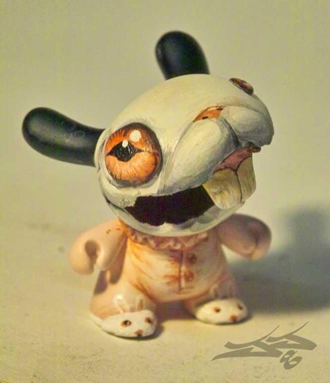 toofy bunny finshed by JasonJacenko