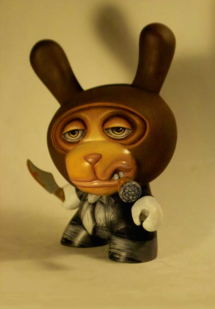 pulp fiction dunny