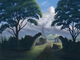 Rails by Linum7