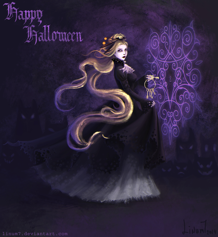 Halloween by Linum7