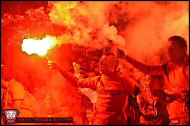 Ultras Spirit by ahlawy3alatool