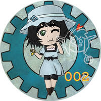 Mayushii Button Design
