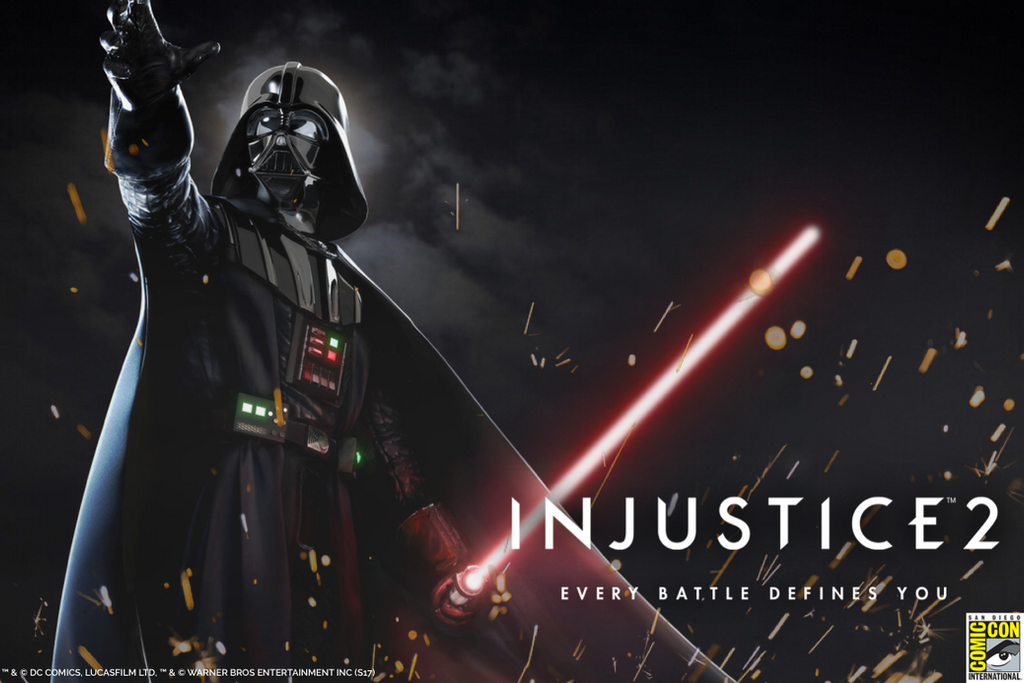 Darth vader injustice 2 wallpaper to sdcc 2017 by lordvader2691 voltagebd Image collections