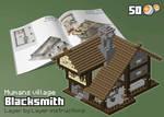 HUM - Blacksmith by spasquini