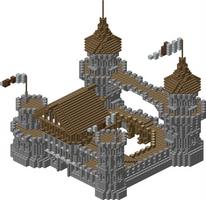 Jeracraft Medieval Castle