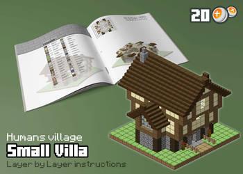 HUM - Small Villa by spasquini