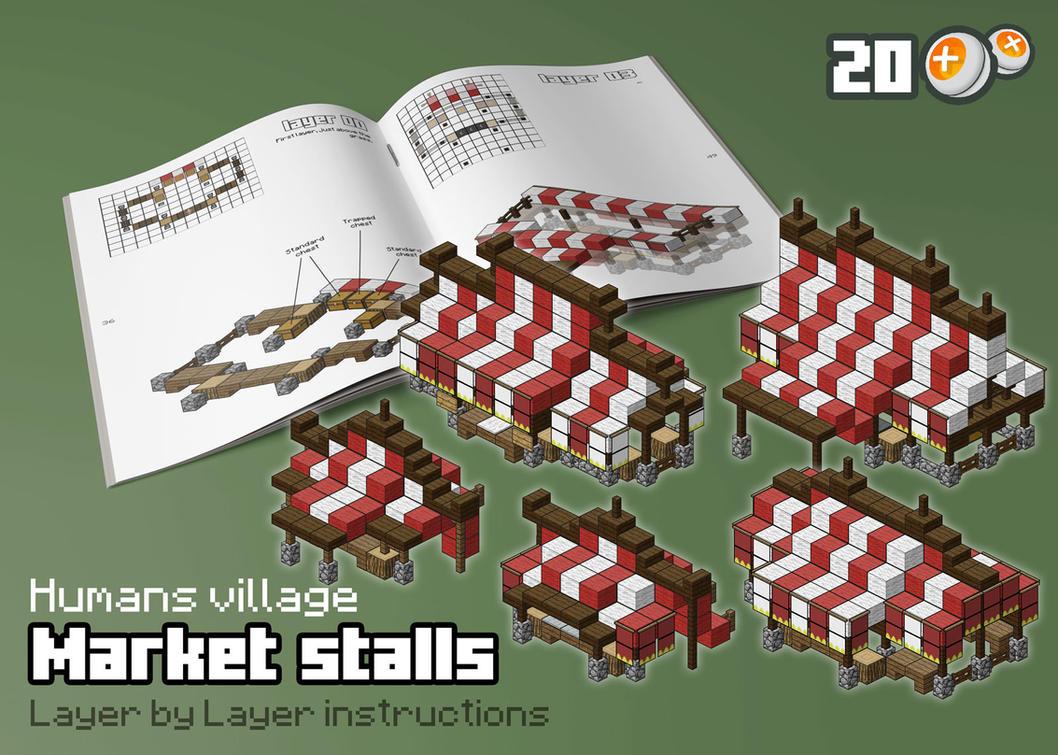 HUM - Market stalls by spasquini