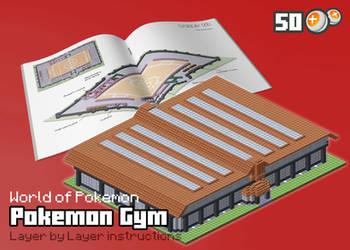 Pokemon Gym by spasquini