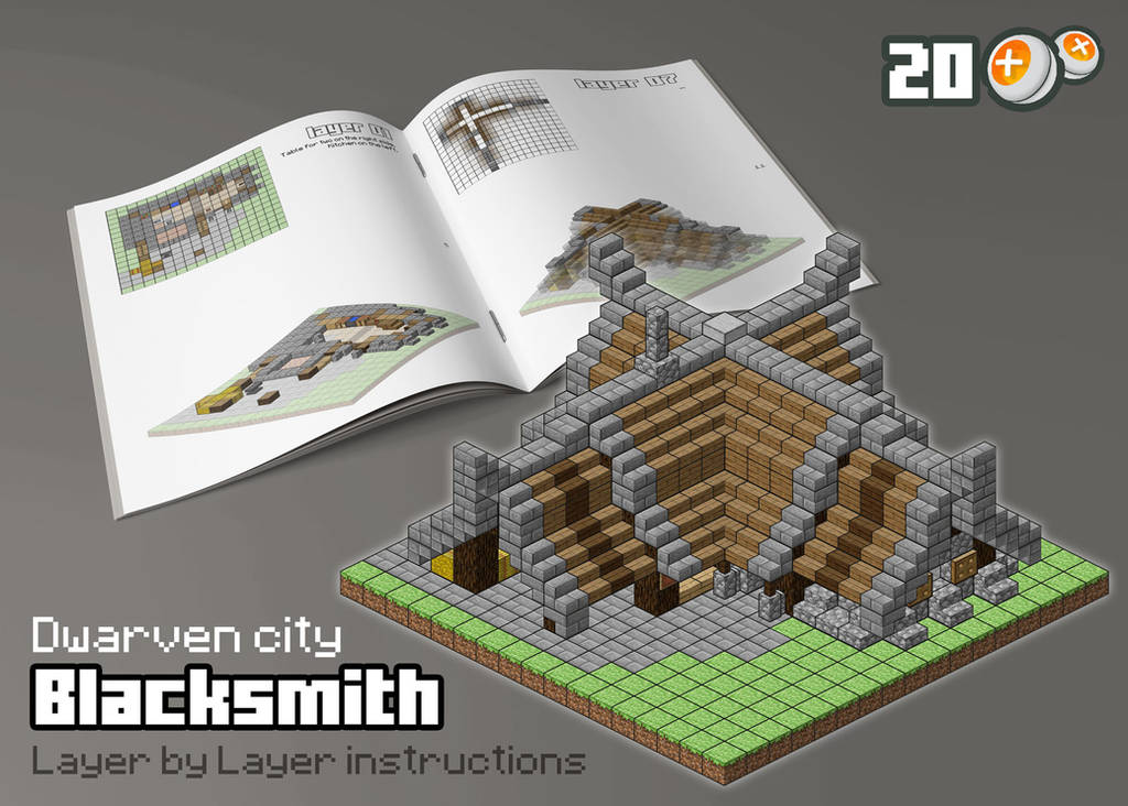 DWA - Blacksmith by spasquini