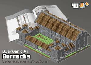 DWA - Barracks
